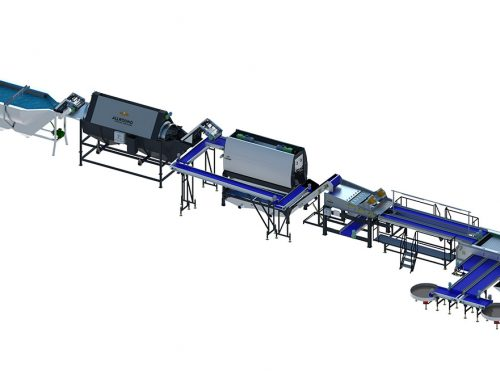 Carrot processing line 450 series (2)