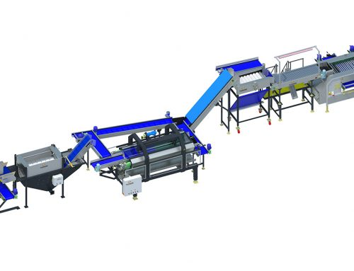 Allround integrated processing line 170 series